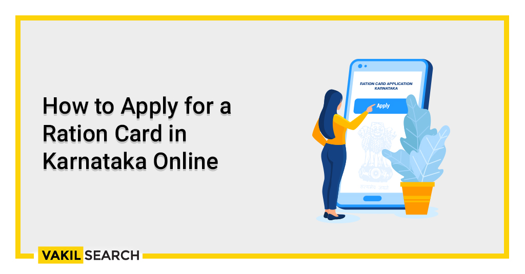 How to Apply for a Ration Card in Karnataka Online