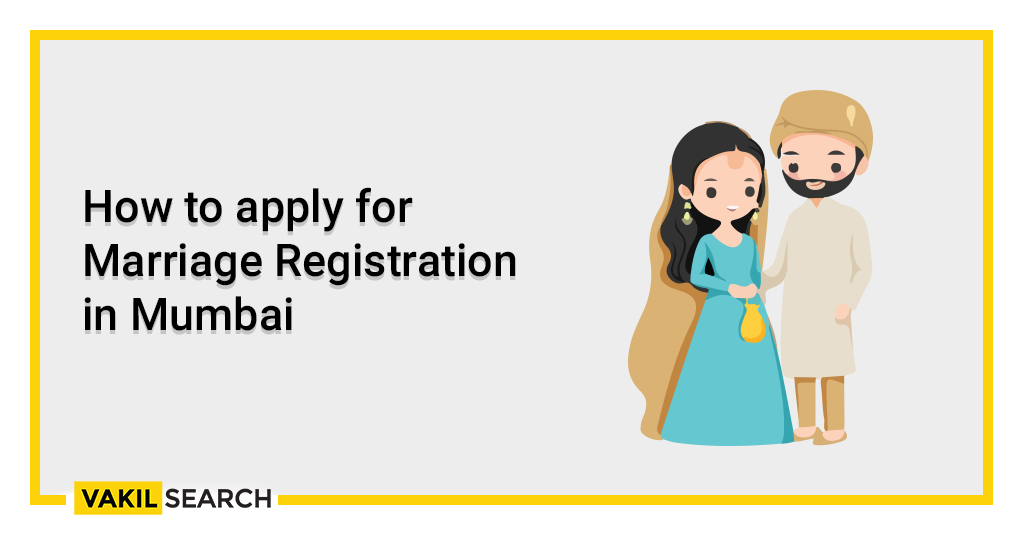 How to apply for Marriage Registration in Mumbai