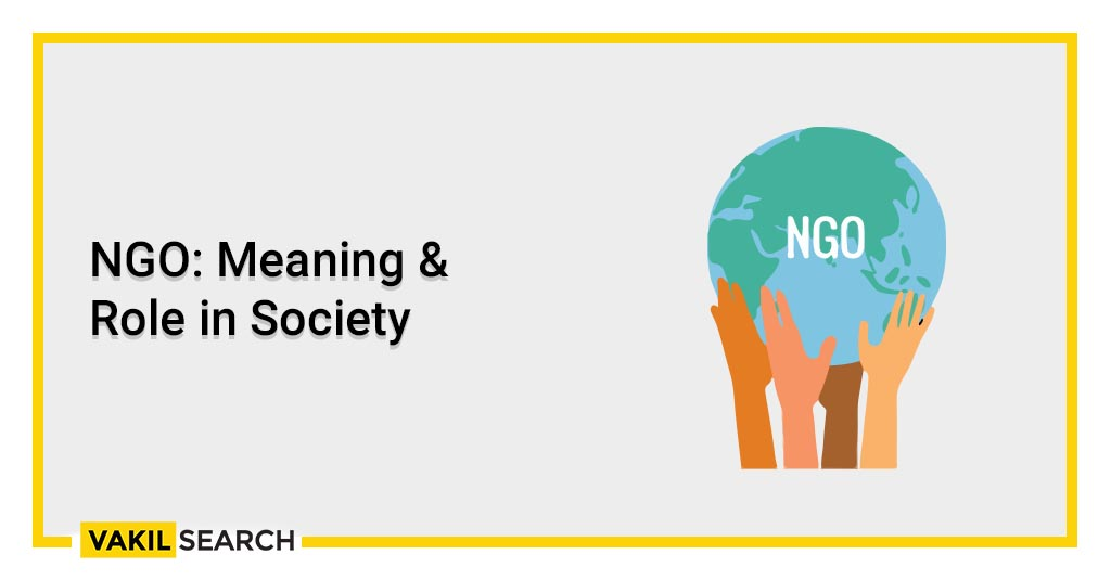 NGO_ Meaning & role in society