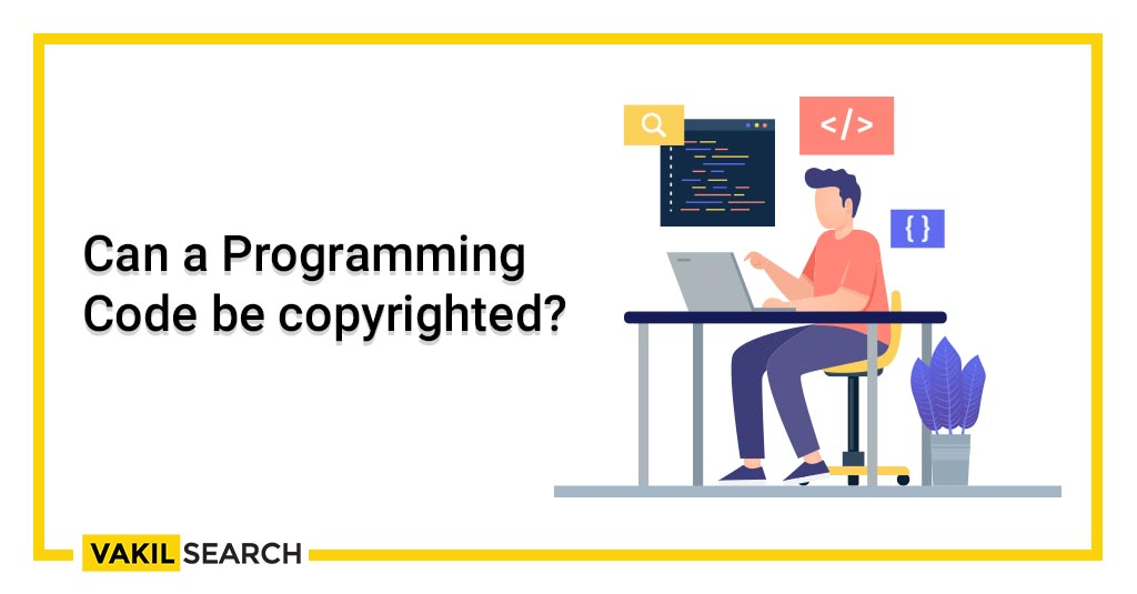 Can a Programming Code be copyrighted