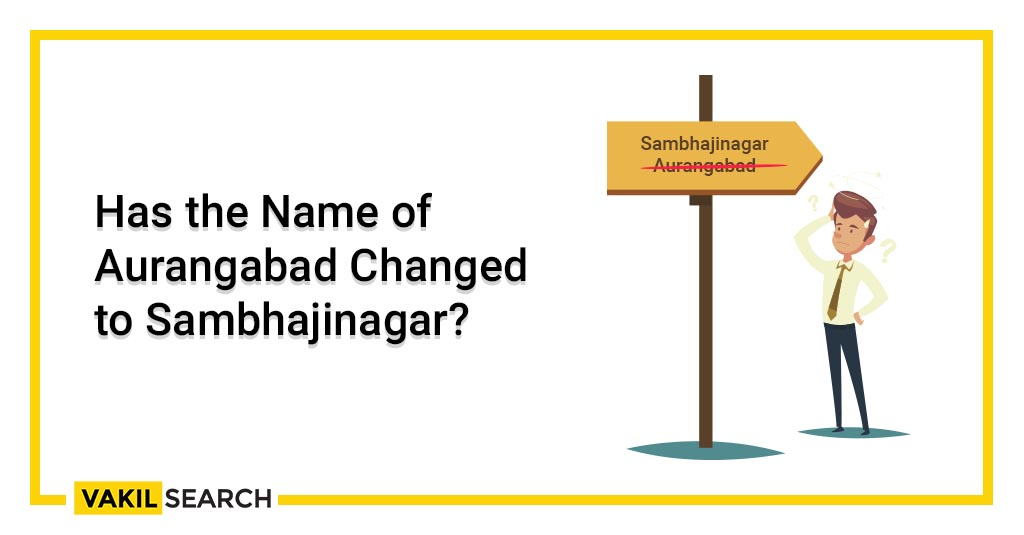 Has the Name of Aurangabad Changed to Sambhajinagar_