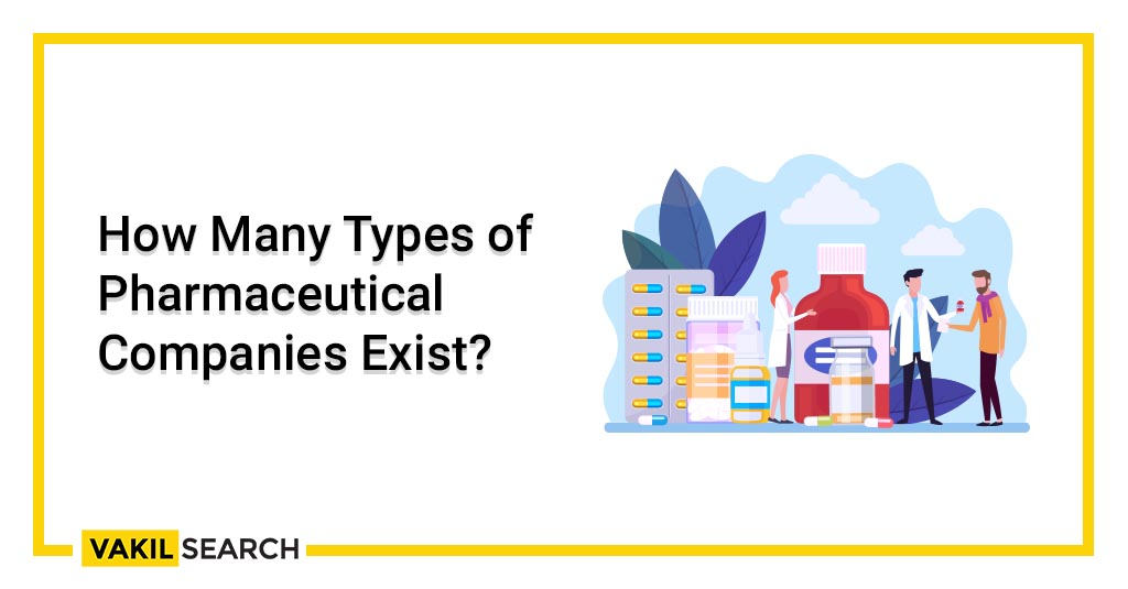 How Many Types of Pharmaceutical Companies Exist_