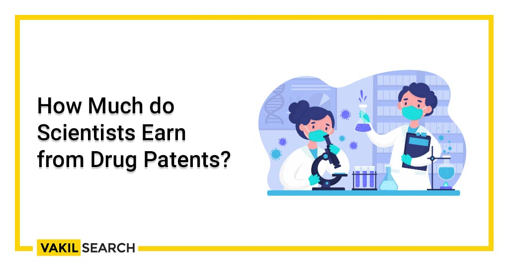 How Much do Scientists Earn from Drug Patents_