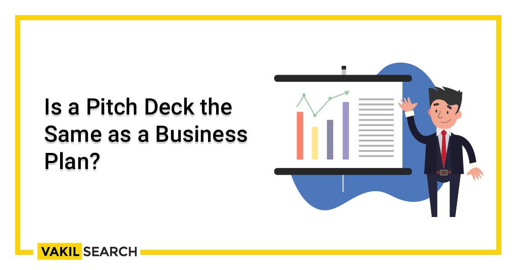 Is a Pitch Deck the Same as a Business Plan