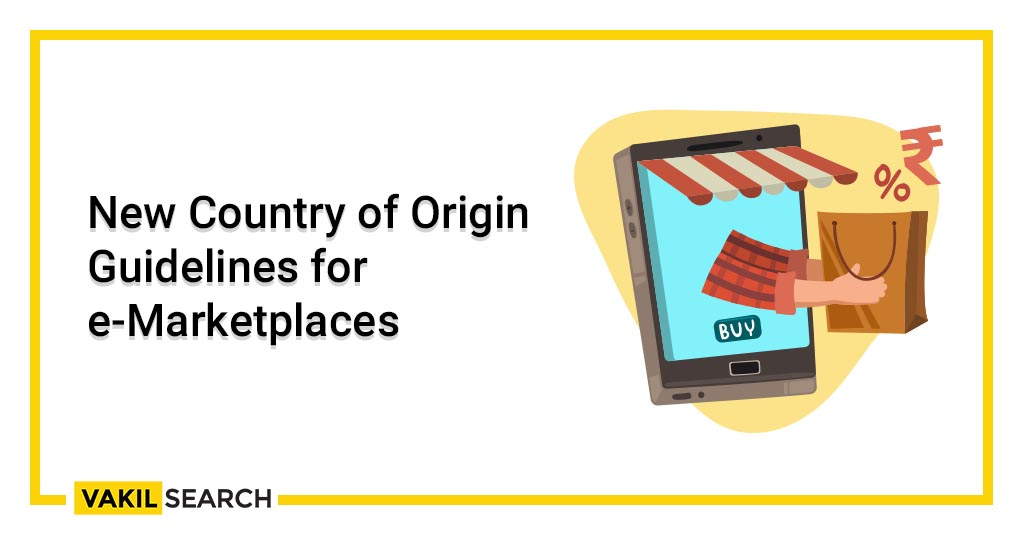 New Country of Origin Guidelines for e-Marketplaces