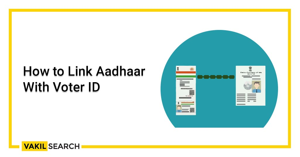 How to Link Aadhaar With Voter ID