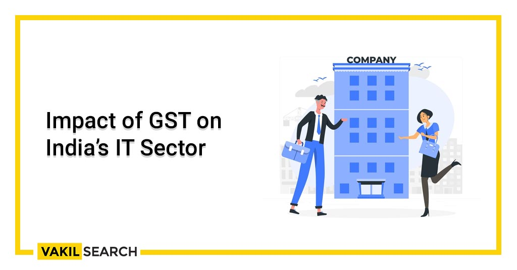 Impact of GST on India's IT Sector