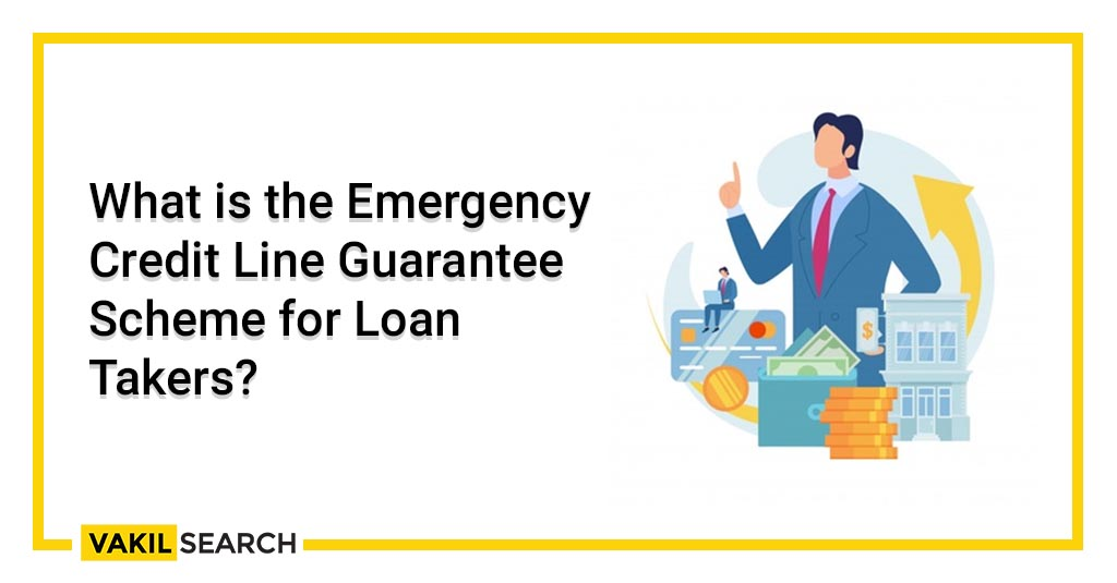 What is the Emergency Credit Line Guarantee Scheme for Loan Takers_