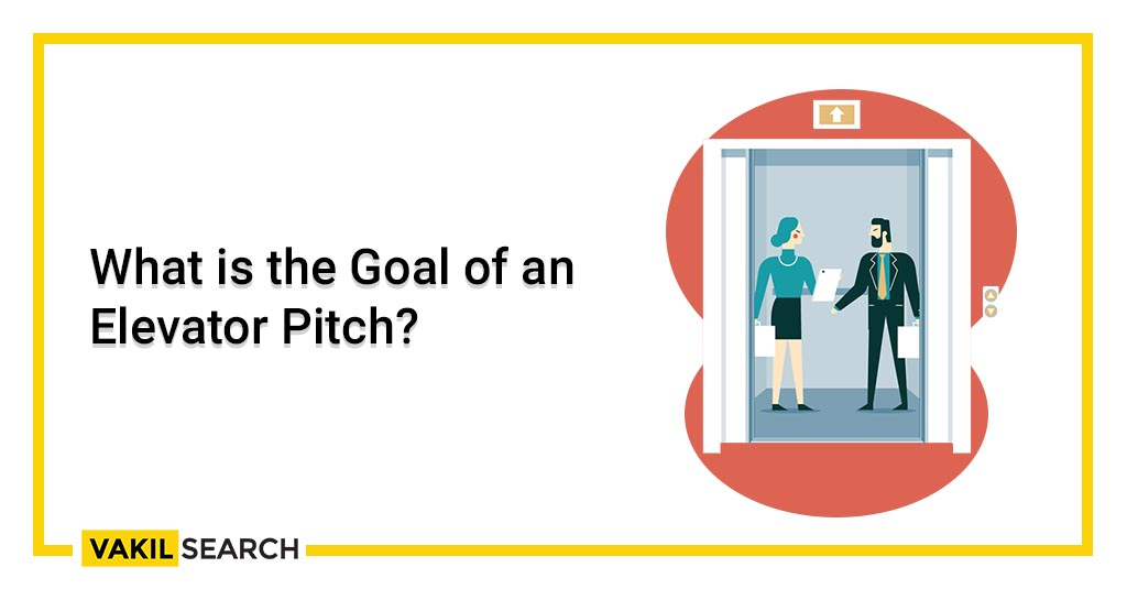 What is the Goal of an Elevator Pitch_