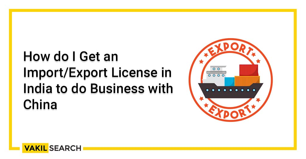 Import_Export License in India