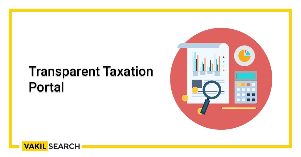 Transparent Taxation Portal