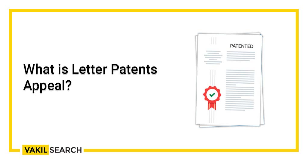 Letter Patents Appeal
