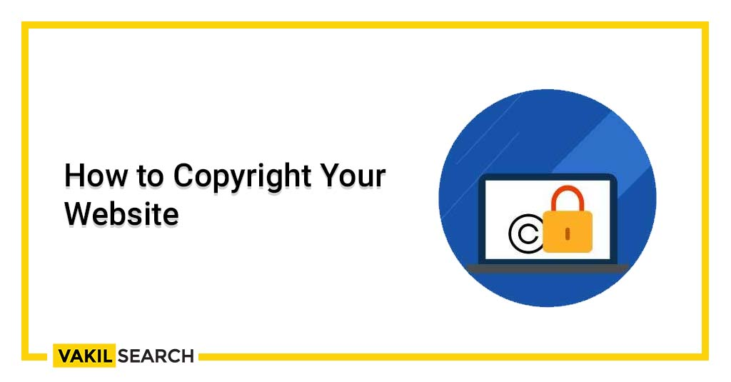 Copyright Your Website