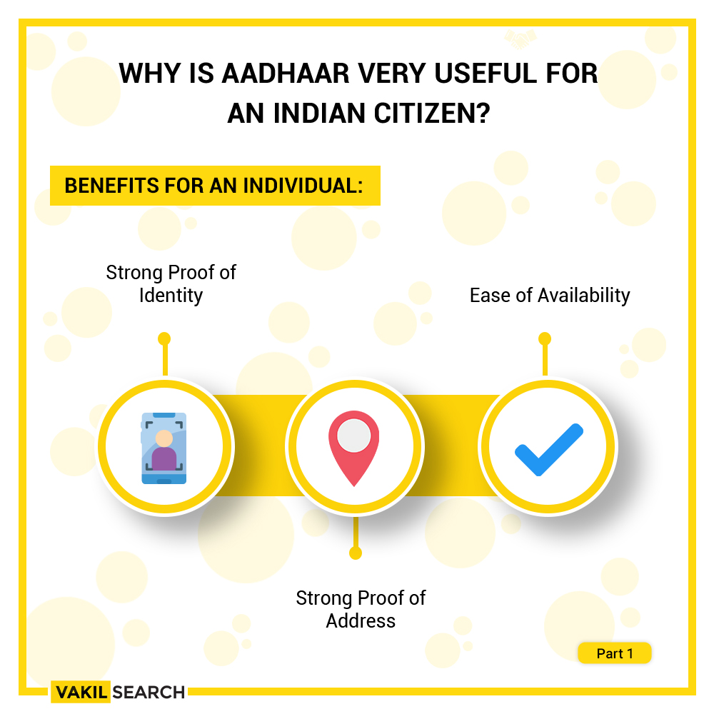 Aadhaar for Indian Citizen 1