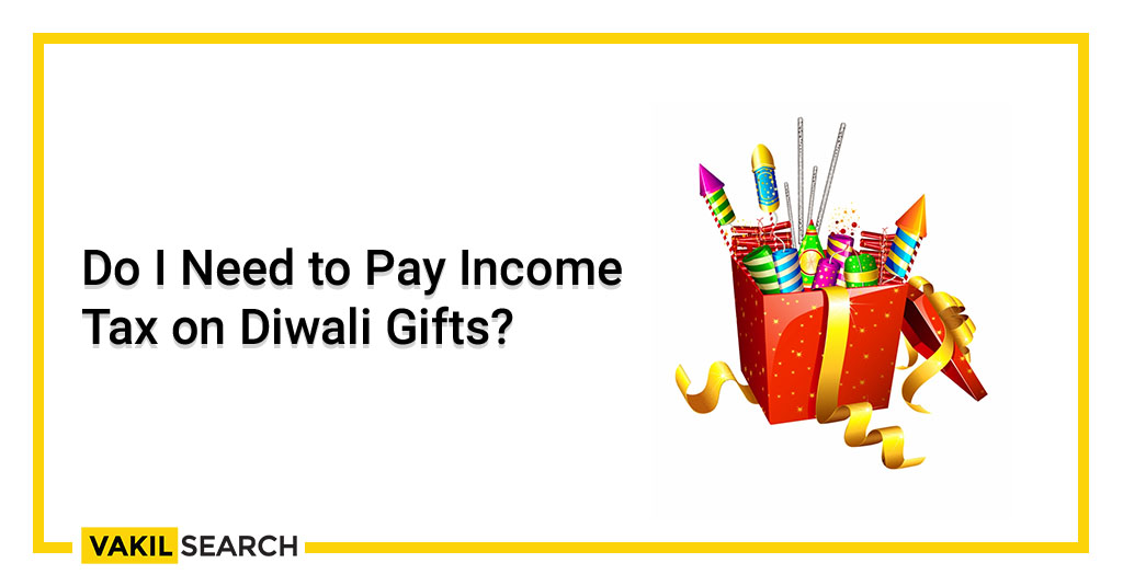 income tax on Diwali