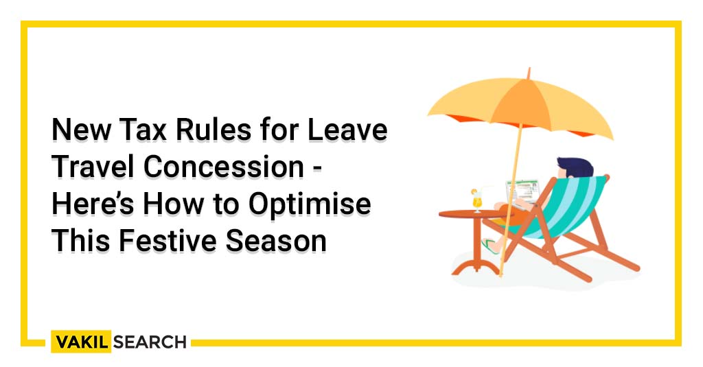rules for leave travel concession