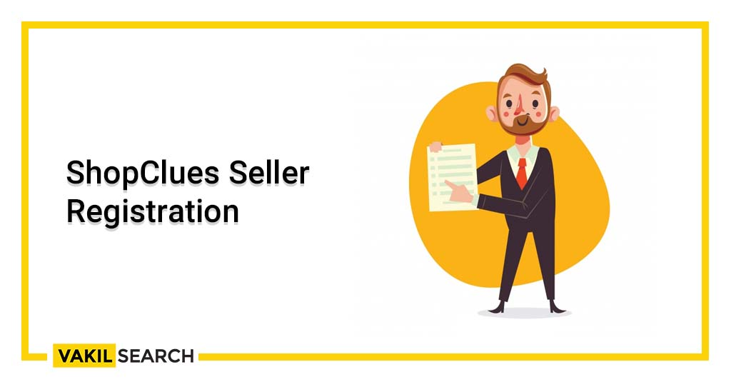 ShopClues Seller Registration