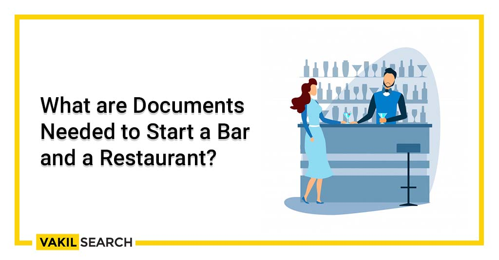 Start a Bar and a Restaurant - FSSAI