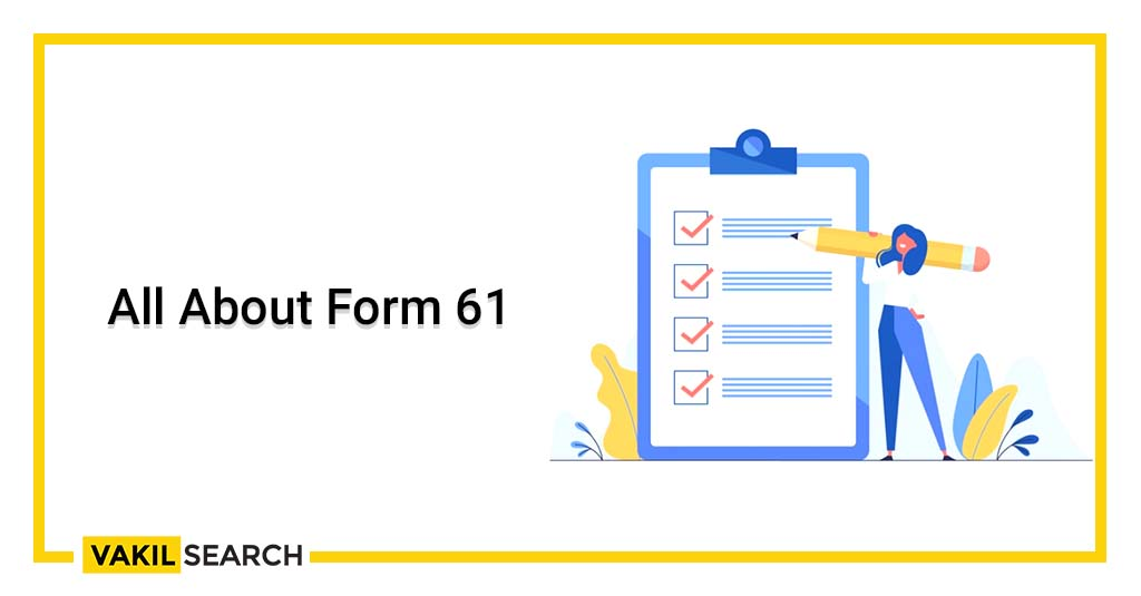 All About Form 61