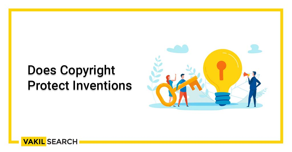 Copyright Protect Inventions