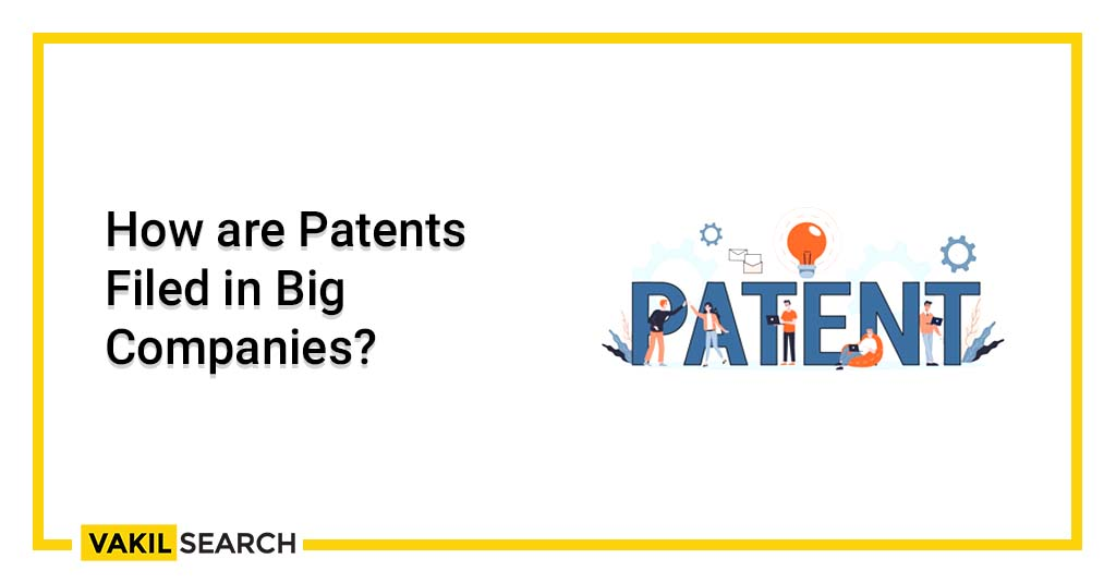 Patents filed
