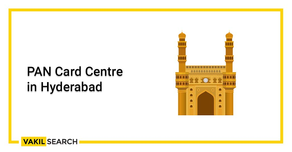 PAN Card Centers in Hyderabad