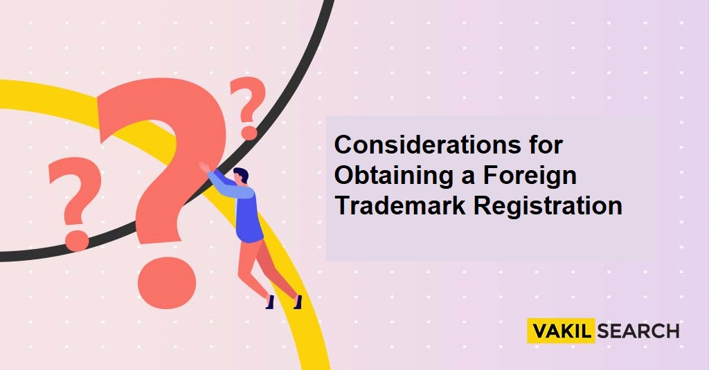 Foreign Trademark Registration