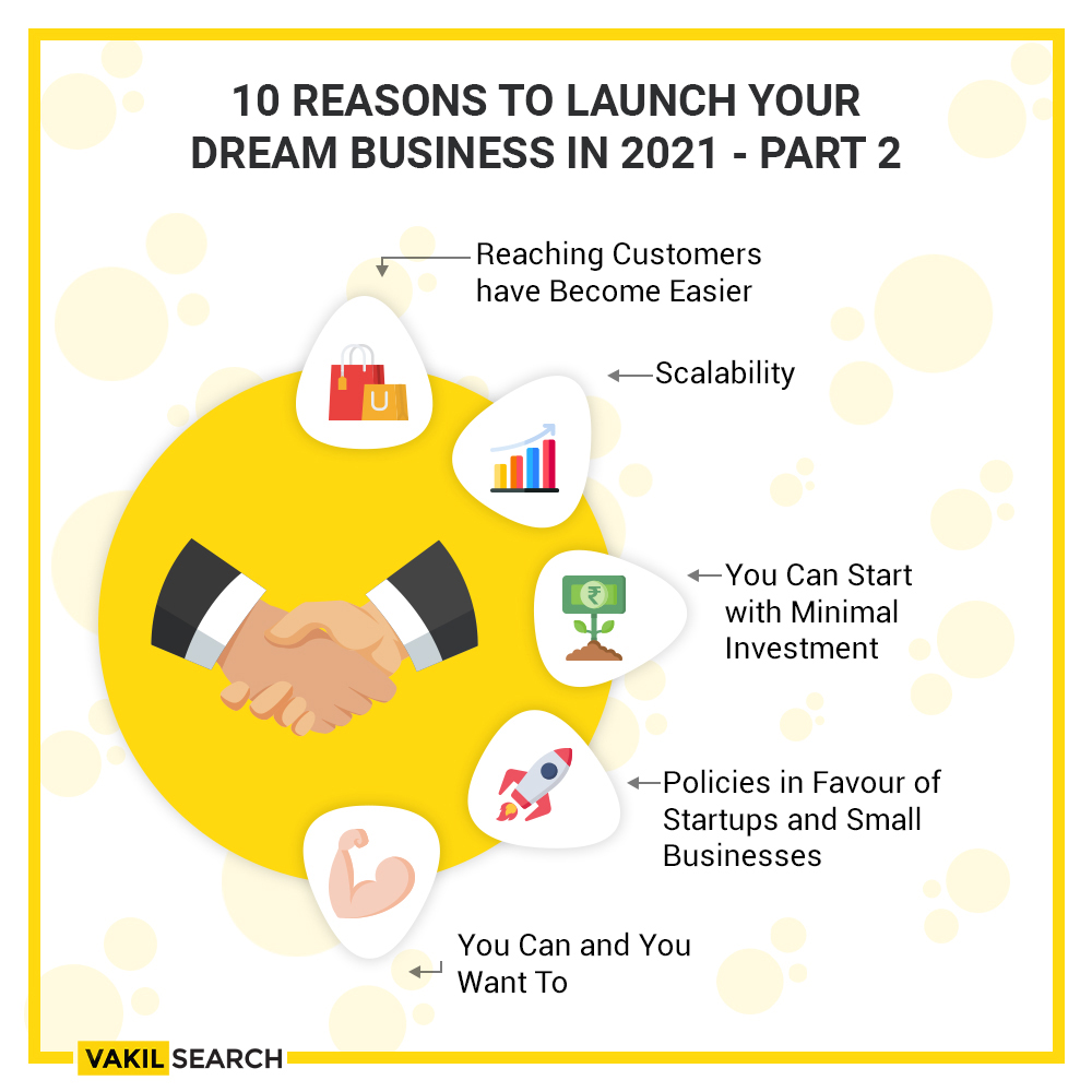 Launch your Dream Business