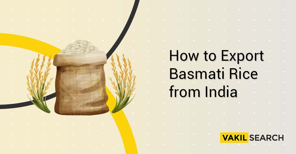 Export Basmati Rice