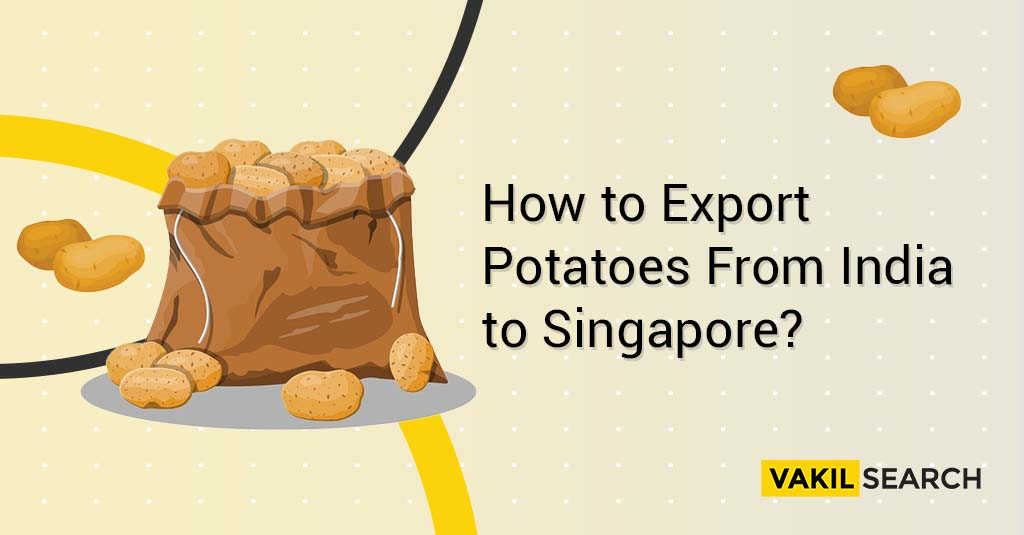 Export Potatoes From India