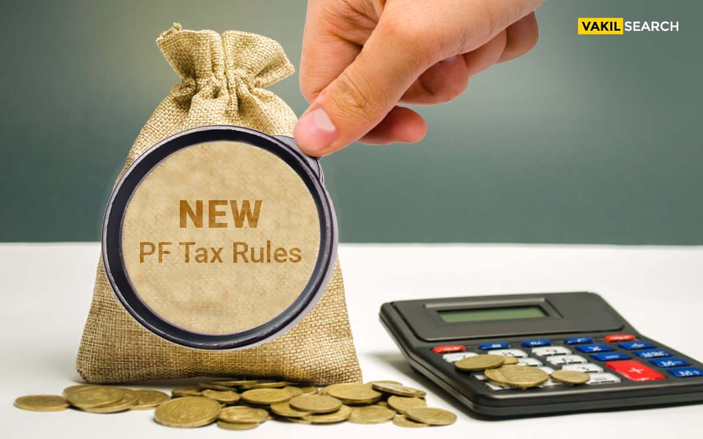 PF Tax Rules