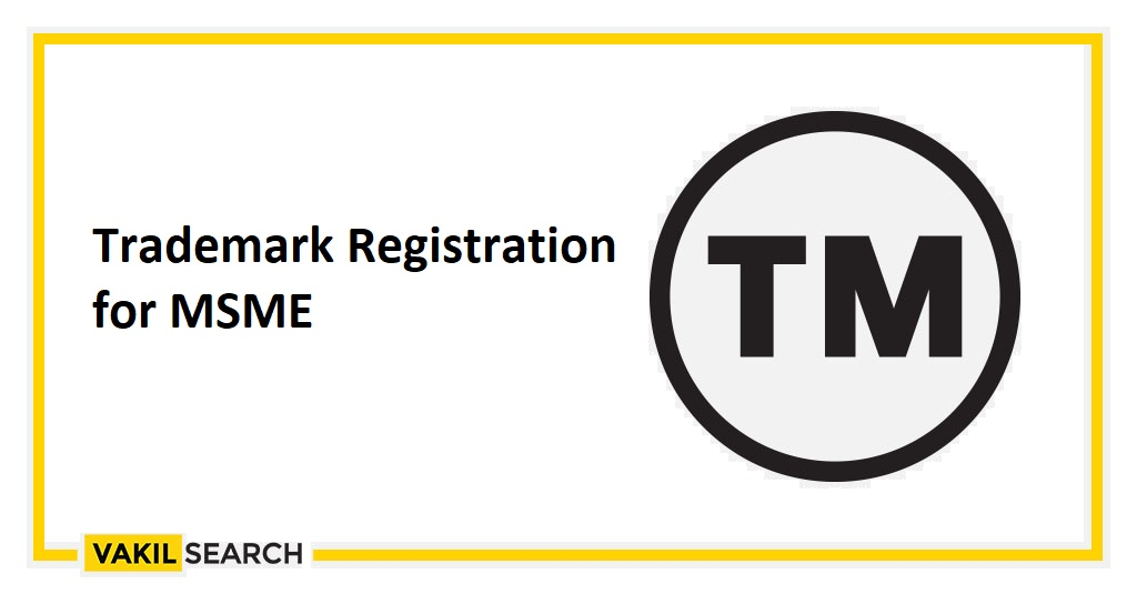 Trademark Registration for MSME